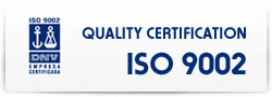 ISO 9002 Quality Certification - Road transport